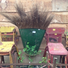 Petersham coloured chairs